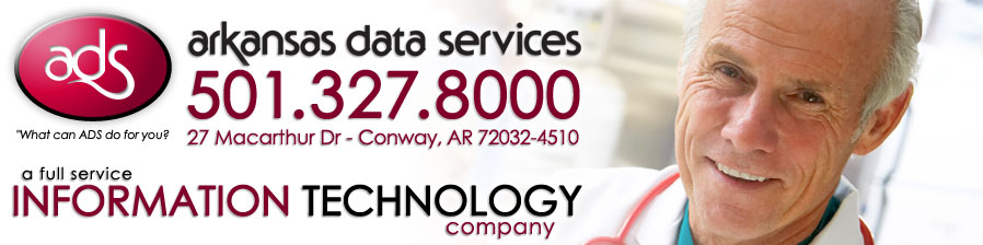 Arkansas Data Services has the experience to assist you
