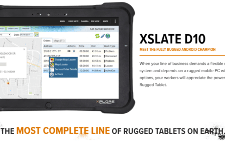 XSLATE D10 Tablet